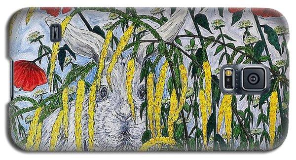 White Rabbit Galaxy S5 Case