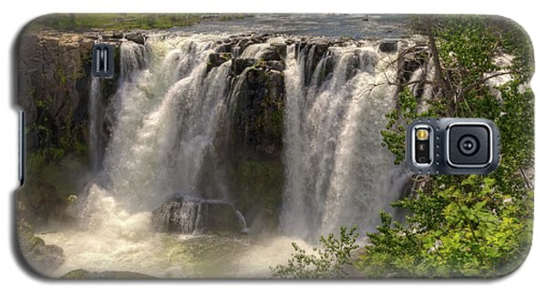 White River Falls Galaxy S5 Case