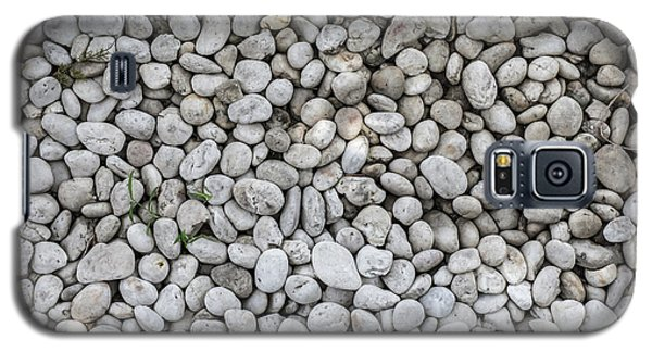 Galaxy S5 Case featuring the photograph White Rocks Field by Jingjits Photography