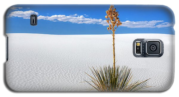 White Sands Yucca Galaxy S5 Case