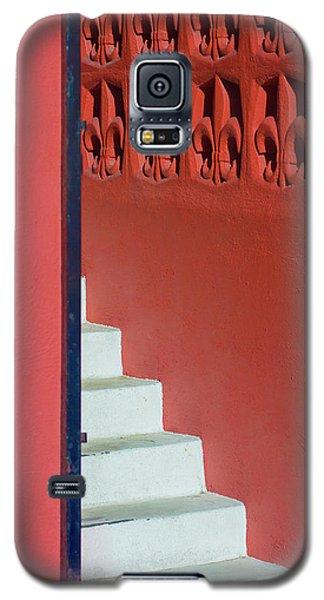 White Staircase Venice Beach California Galaxy S5 Case