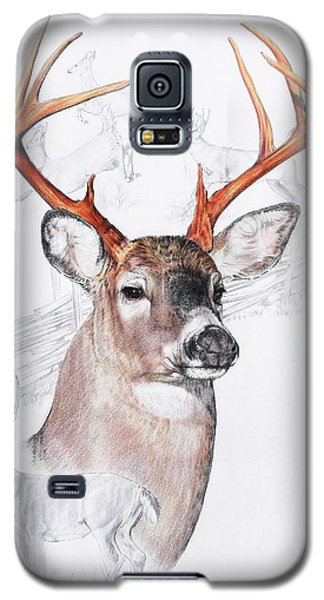 White-tailed Deer Galaxy S5 Case