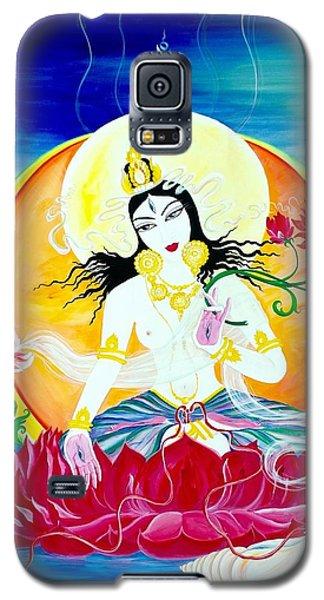 White Tara Galaxy S5 Case