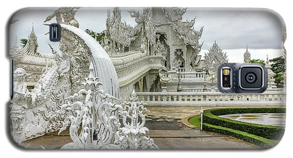 White Temple Thailand Galaxy S5 Case