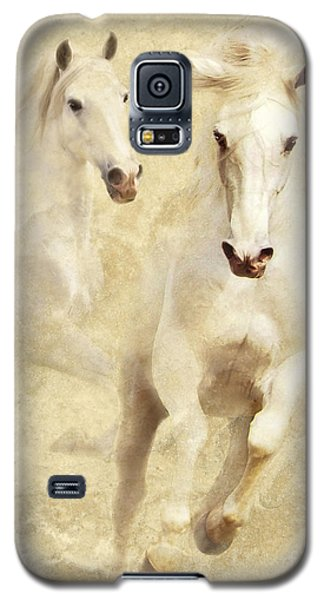 White Thunder Galaxy S5 Case