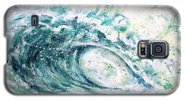 White Wash Galaxy S5 Case