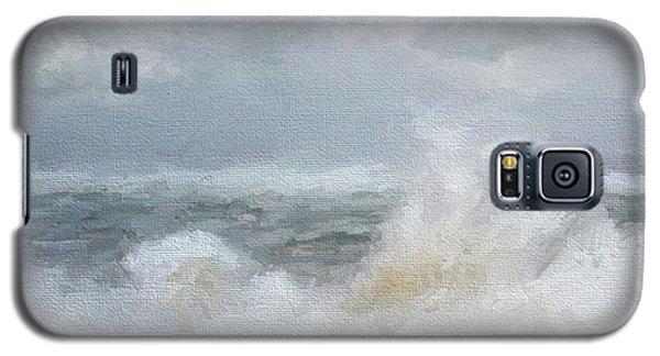 White Water Galaxy S5 Case