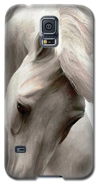 White Whisper Galaxy S5 Case by James Shepherd