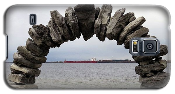 Whitefish Bay Under The Arch Galaxy S5 Case