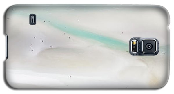 Galaxy S5 Case featuring the photograph Whitehaven Wanderers by Az Jackson