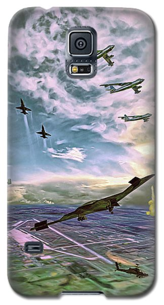 Whiteman Air Force Base Galaxy S5 Case