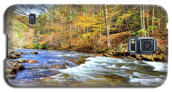 Whitetop River Fall Galaxy S5 Case