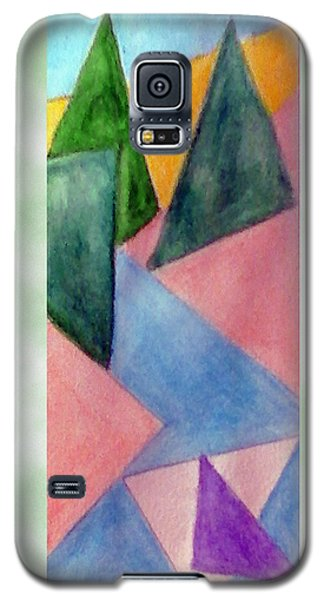 Whitewater Raft Galaxy S5 Case