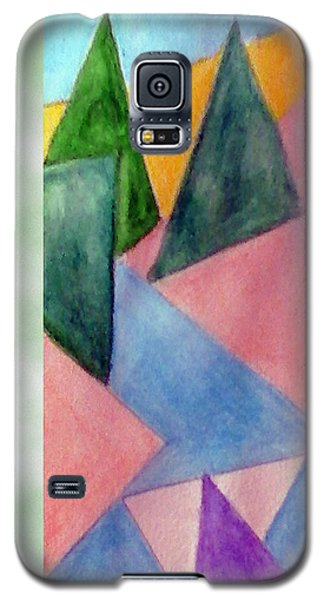 Whitewater Raft Galaxy S5 Case