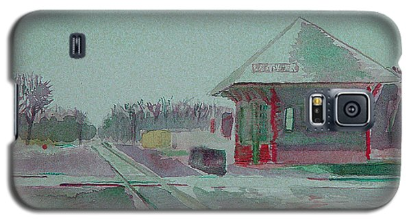 Whitewater Rail Station Galaxy S5 Case