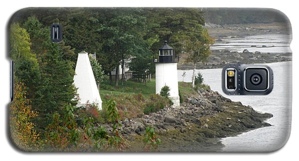 Whitlock Mill Lighthouse Galaxy S5 Case by George Jones