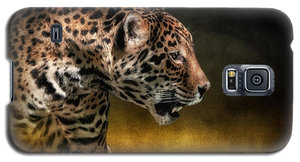 Who Goes There Galaxy S5 Case by Lois Bryan