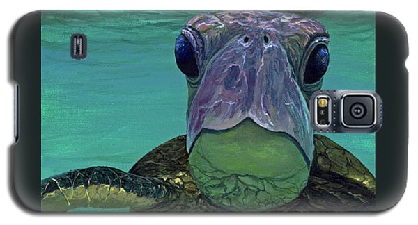 Who Me? Galaxy S5 Case by Darice Machel McGuire