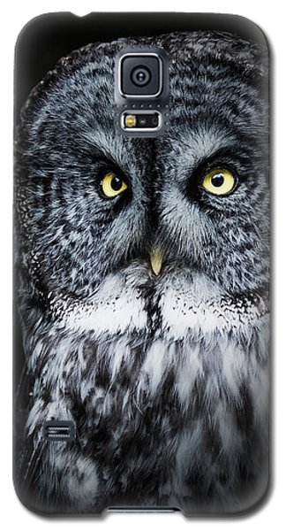 Whooo Are You Looking At? Galaxy S5 Case
