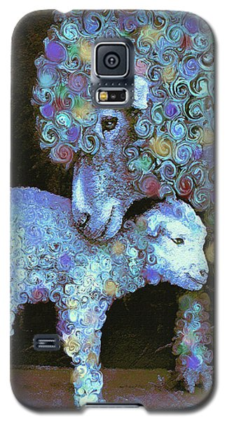 Whose Little Lamb Are You? Galaxy S5 Case