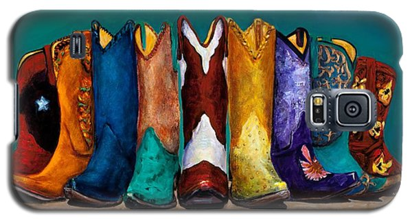 Why Real Men Want To Be Cowboys 2 Galaxy S5 Case
