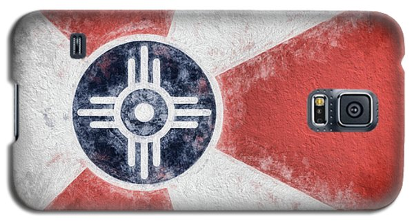 Wichita City Flag Galaxy S5 Case