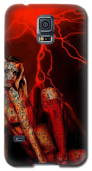 Wicked Beauty Galaxy S5 Case