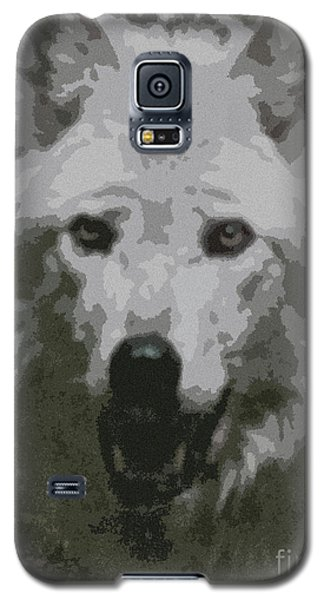 Wide Eyes Vision Galaxy S5 Case