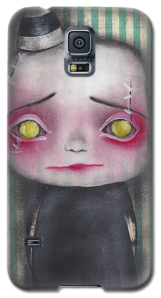 Wilbert  Galaxy S5 Case by Abril Andrade Griffith