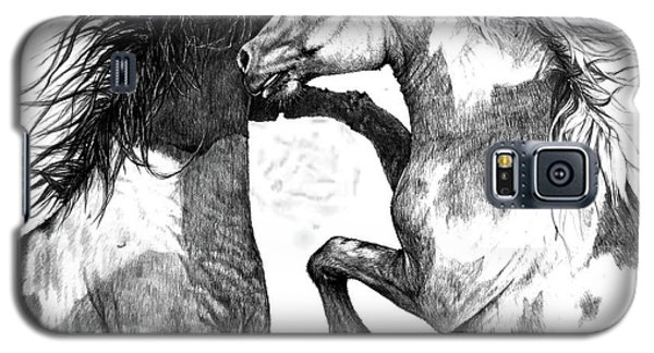 Wild And Free Galaxy S5 Case by Heidi Kriel