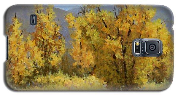 Wild Autumn Galaxy S5 Case