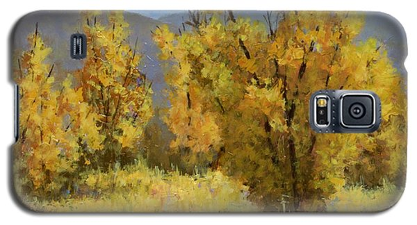 Wild Autumn Galaxy S5 Case