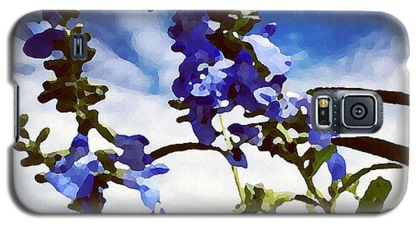 Wild Blue Sage  Galaxy S5 Case