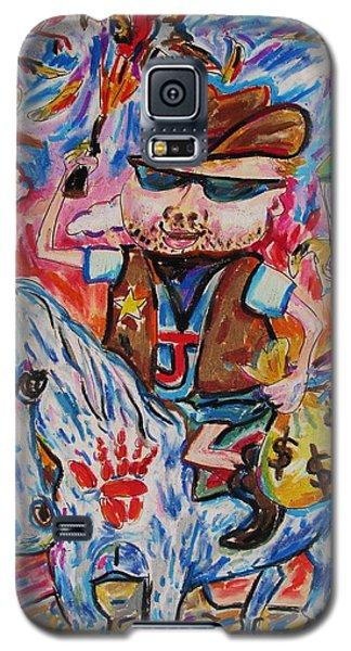 Wild Boy Jimmy Galaxy S5 Case