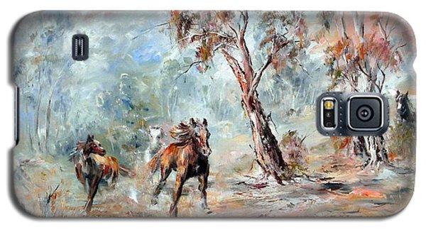 Wild Brumbies Galaxy S5 Case