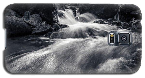 wild creek in Harz, Germany Galaxy S5 Case