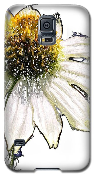 Galaxy S5 Case featuring the photograph Wild Flower Five  by Heidi Smith