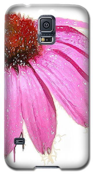 Galaxy S5 Case featuring the photograph Wild Flower One  by Heidi Smith