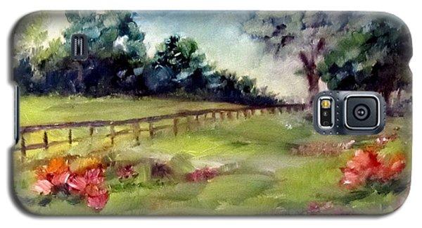 Texas Wild Flower Road Trip  Galaxy S5 Case