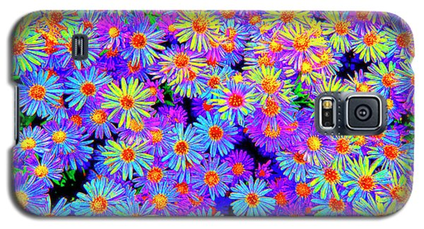 Wild Flowers 3 Galaxy S5 Case
