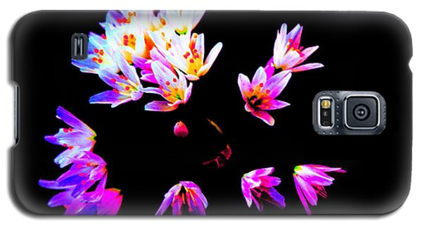 Wild Garlic Galaxy S5 Case by Richard Patmore