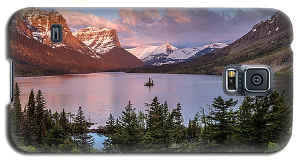 Wild Goose Island Morning 1 Galaxy S5 Case by Greg Nyquist