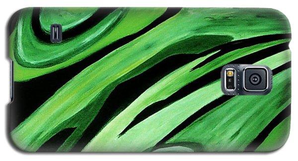 Wild Green Galaxy S5 Case
