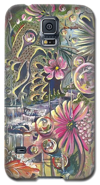 Wild Honeycomb Galaxy S5 Case