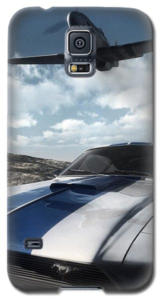Wild Horses Galaxy S5 Case