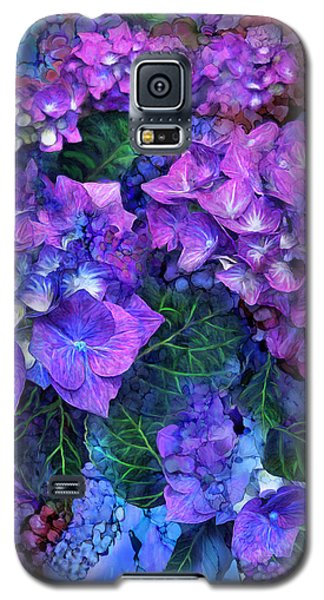 Wild Hydrangeas Galaxy S5 Case