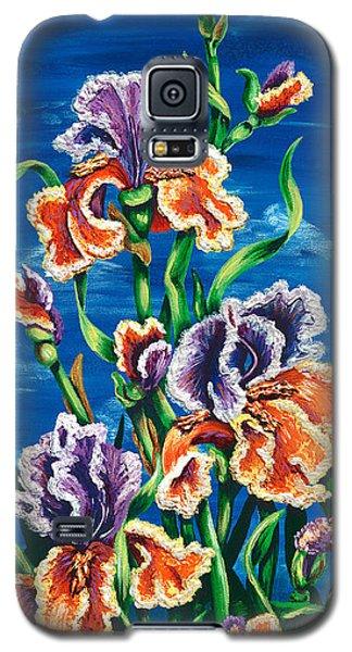 Wild Iris Galaxy S5 Case