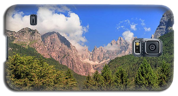 Galaxy S5 Case featuring the photograph Wild Italy by Roy McPeak