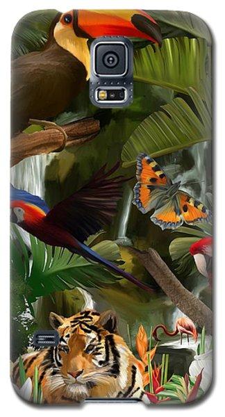 Wild Galaxy S5 Case