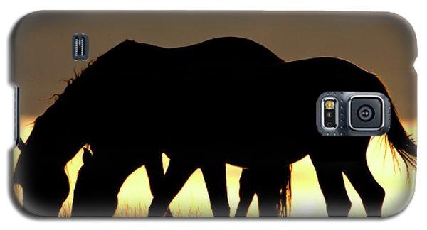 Wild Mustang 13 Galaxy S5 Case